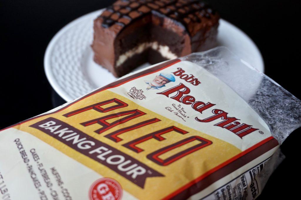Paleo Stevia Chocolate Cake
